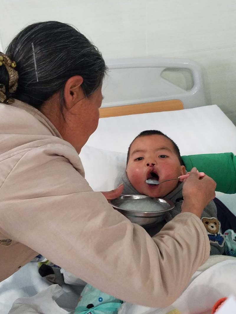 Breakfast On The Ward in Zhaotong