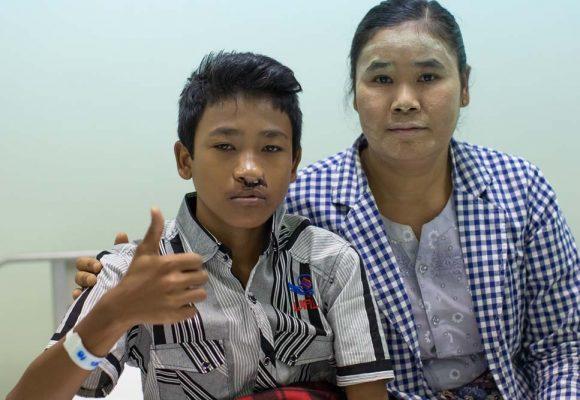 Kyaw Kyaw Bo from Bago, Myanmar